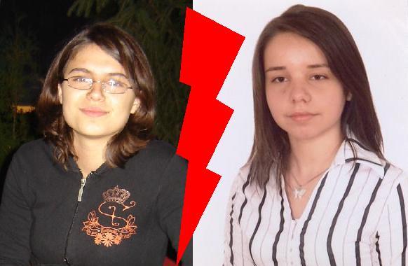 Od lewej: Ania, Grażyna